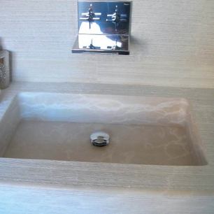 Top lavabo: Tango Basilea