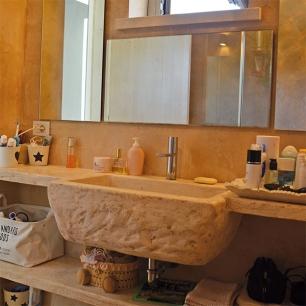 Lavabo a massello: Egnatia