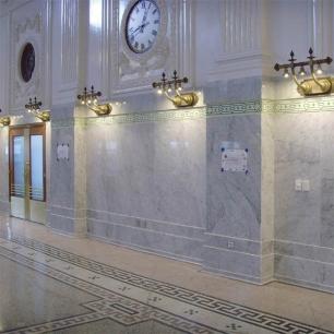 Rivestimento Murario: Carrara Lucido