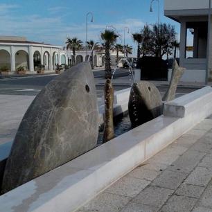 Sculpture: Ambrato Sanded