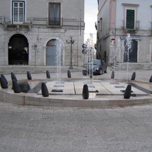 Fountain: Tango / Curbs: Tango Goffrato / Inside: Tango Silk