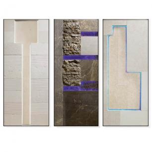 Ideas on claddings/floors: Biancone, Tango, Ambrato, Grigio Classico various finishes