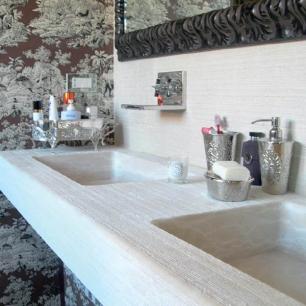 Washbasin Top: Tango Basilea