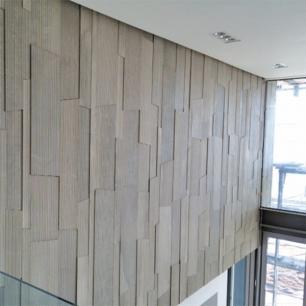 Wall covering: Grigio Classico Bamboo